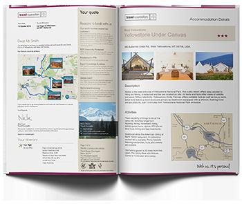 National Park Traveller Brochure